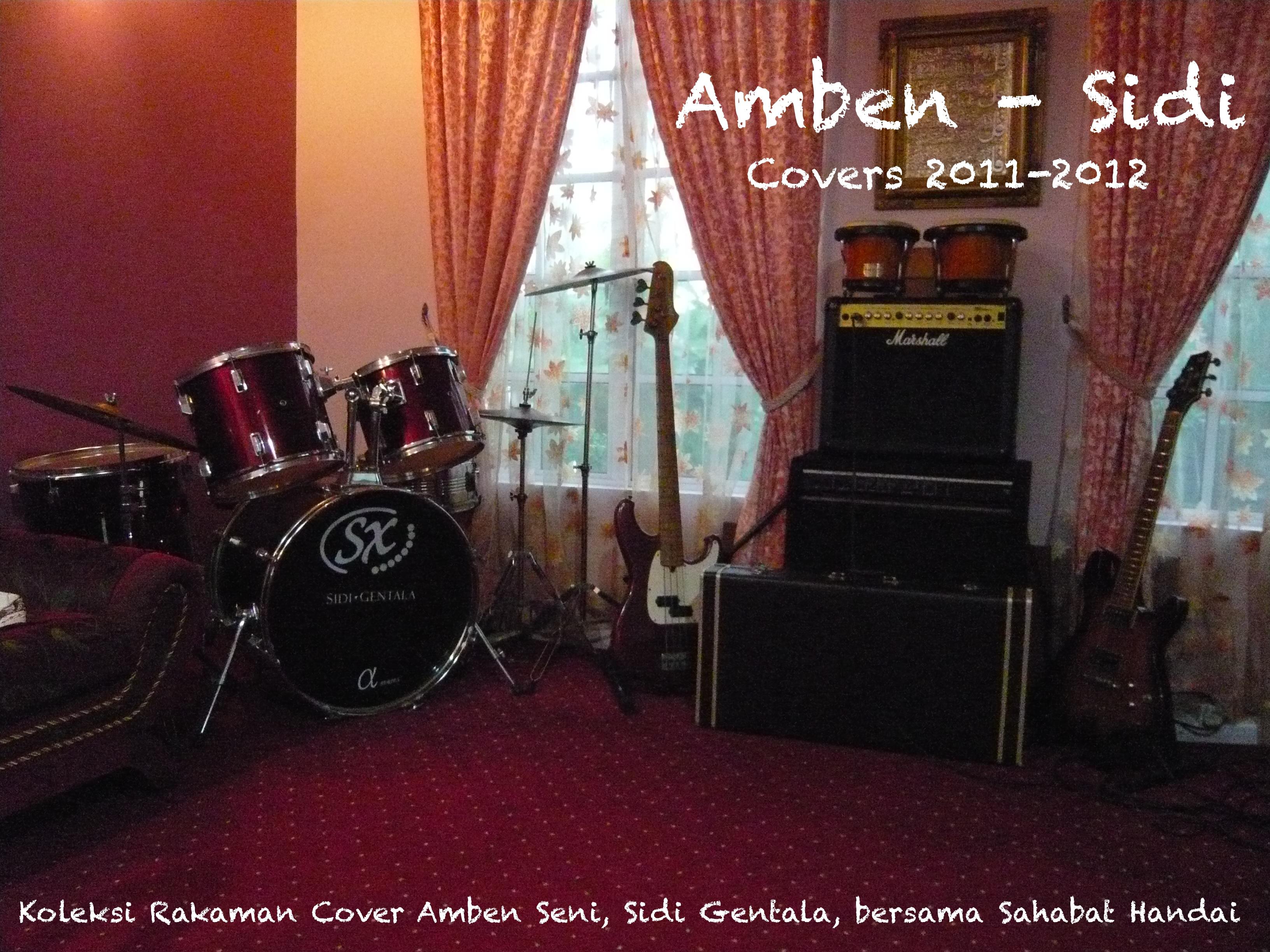 Cover Amben-Sidi 2011-2012